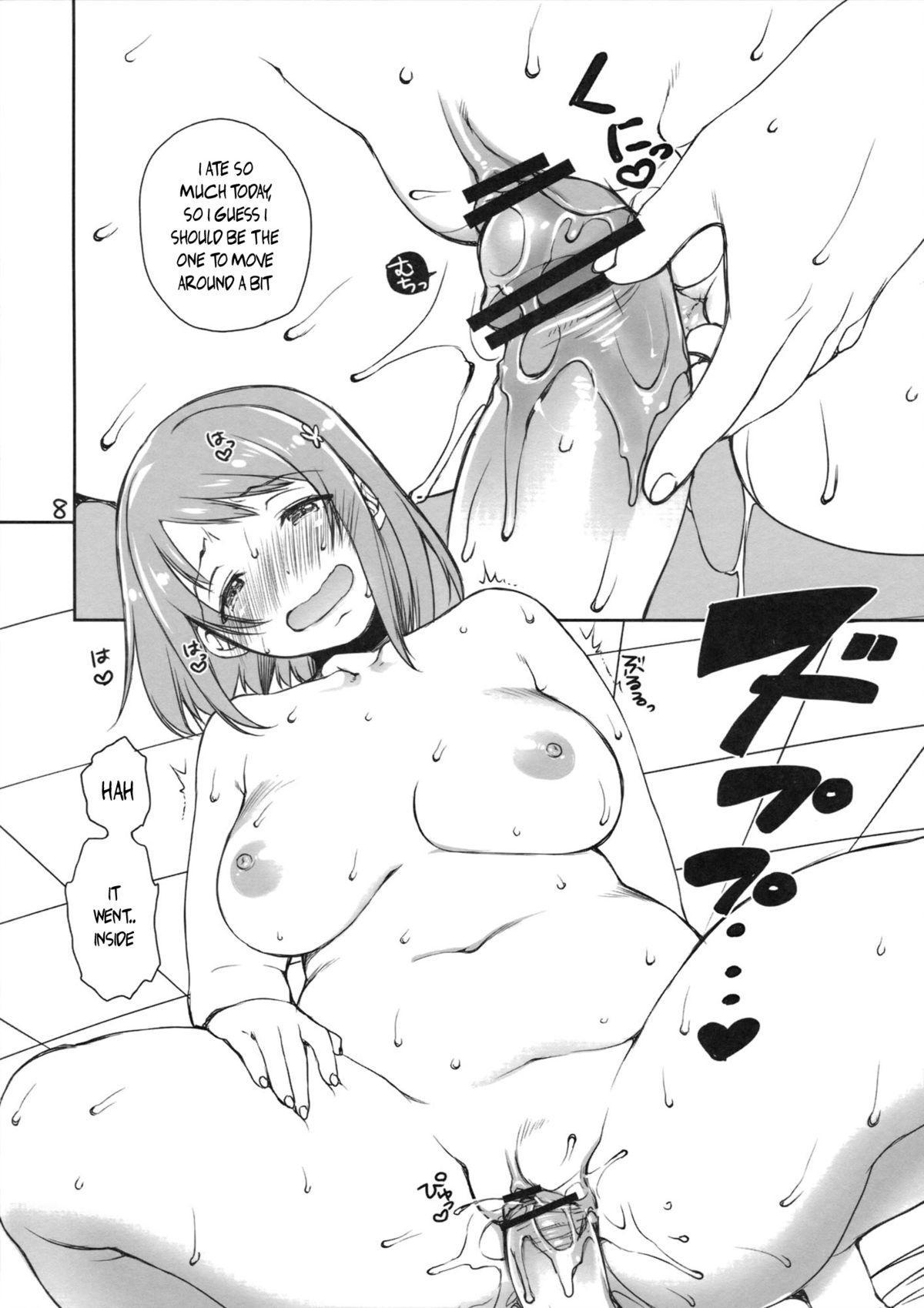 Mimura Kanako wa Yoku Taberu | Mimura Kanako Eats A Lot 6