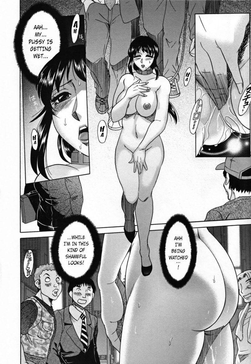 Inbo Shiiku - Slave Mother Rape 141