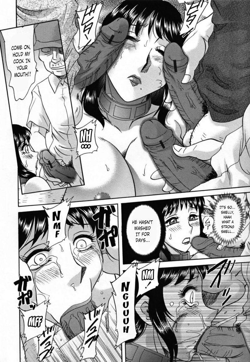 Inbo Shiiku - Slave Mother Rape 151