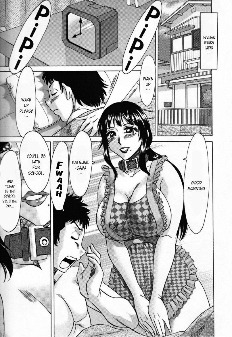 Inbo Shiiku - Slave Mother Rape 168