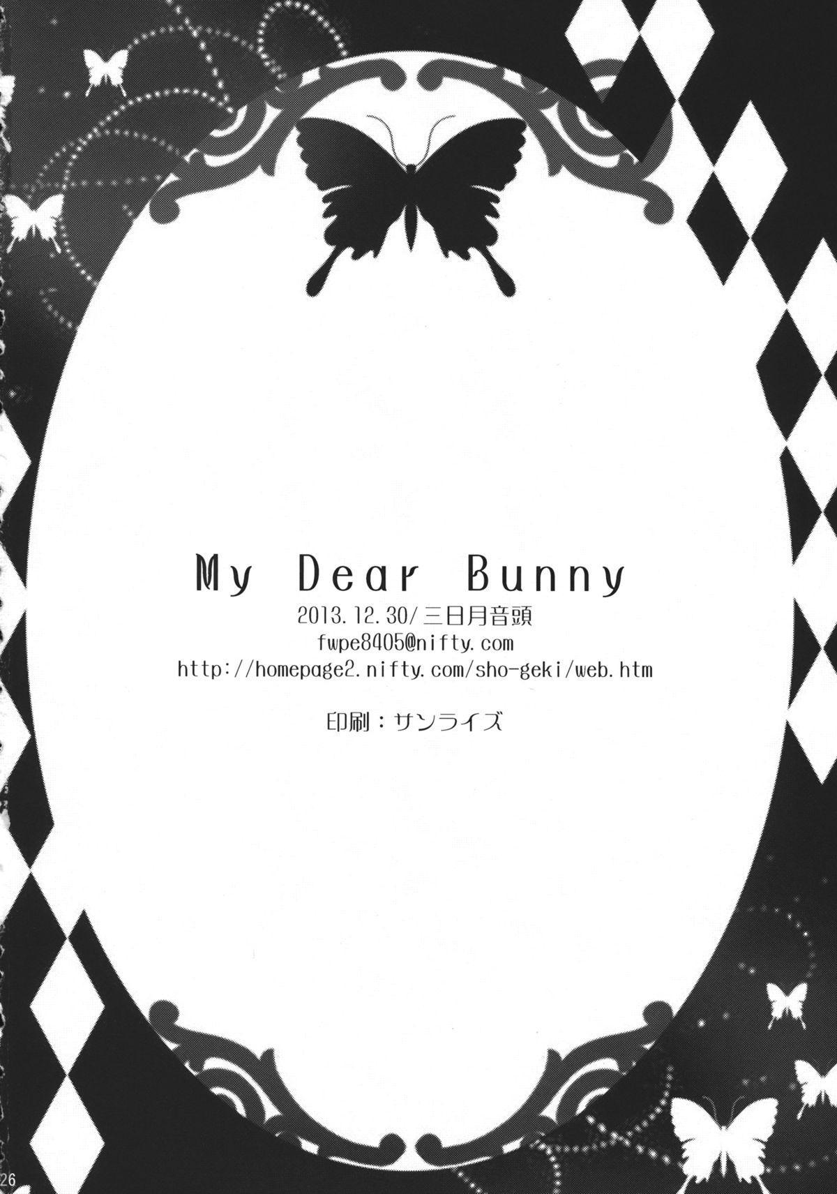 My Dear Bunny 24