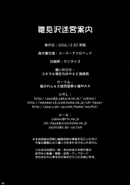 Hinamizawa Meikyuu Annai 40