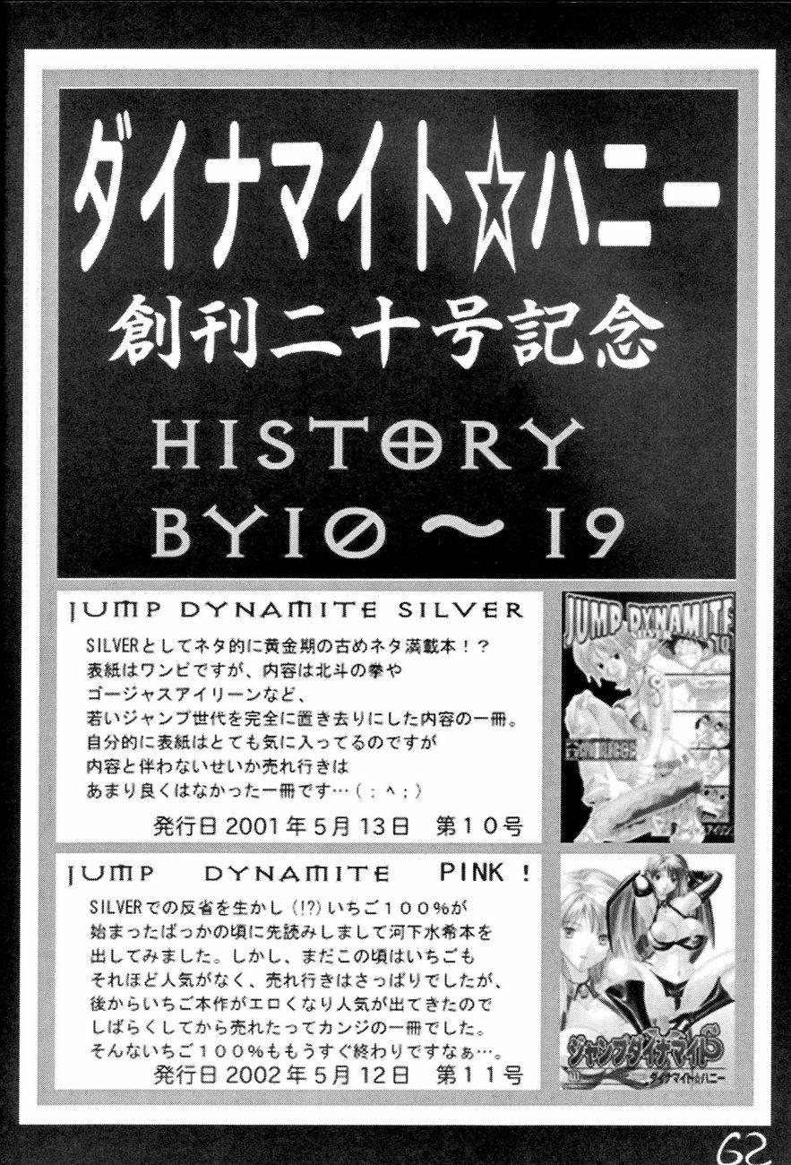 Kunoichi Dynamite 60