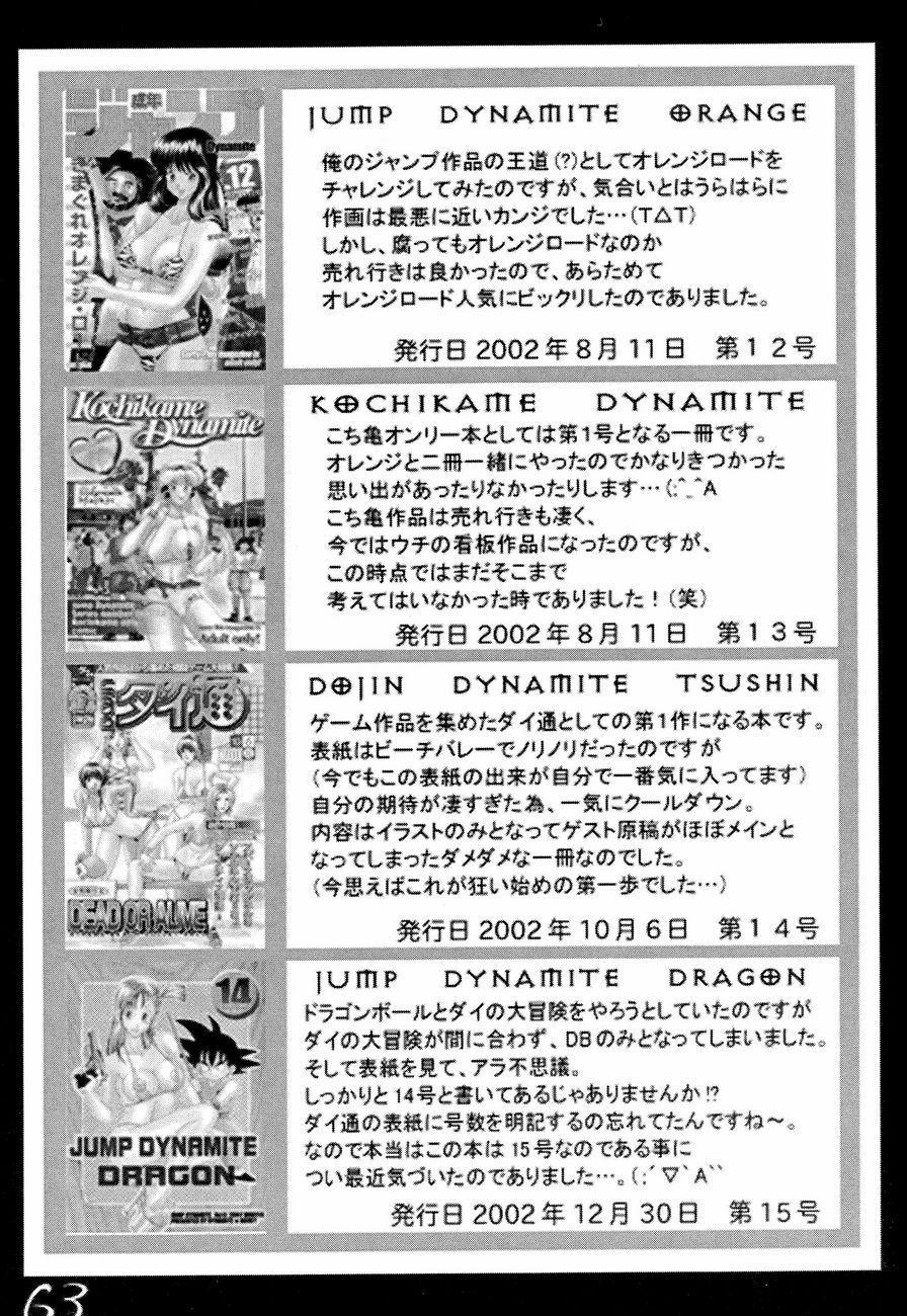 Kunoichi Dynamite 61