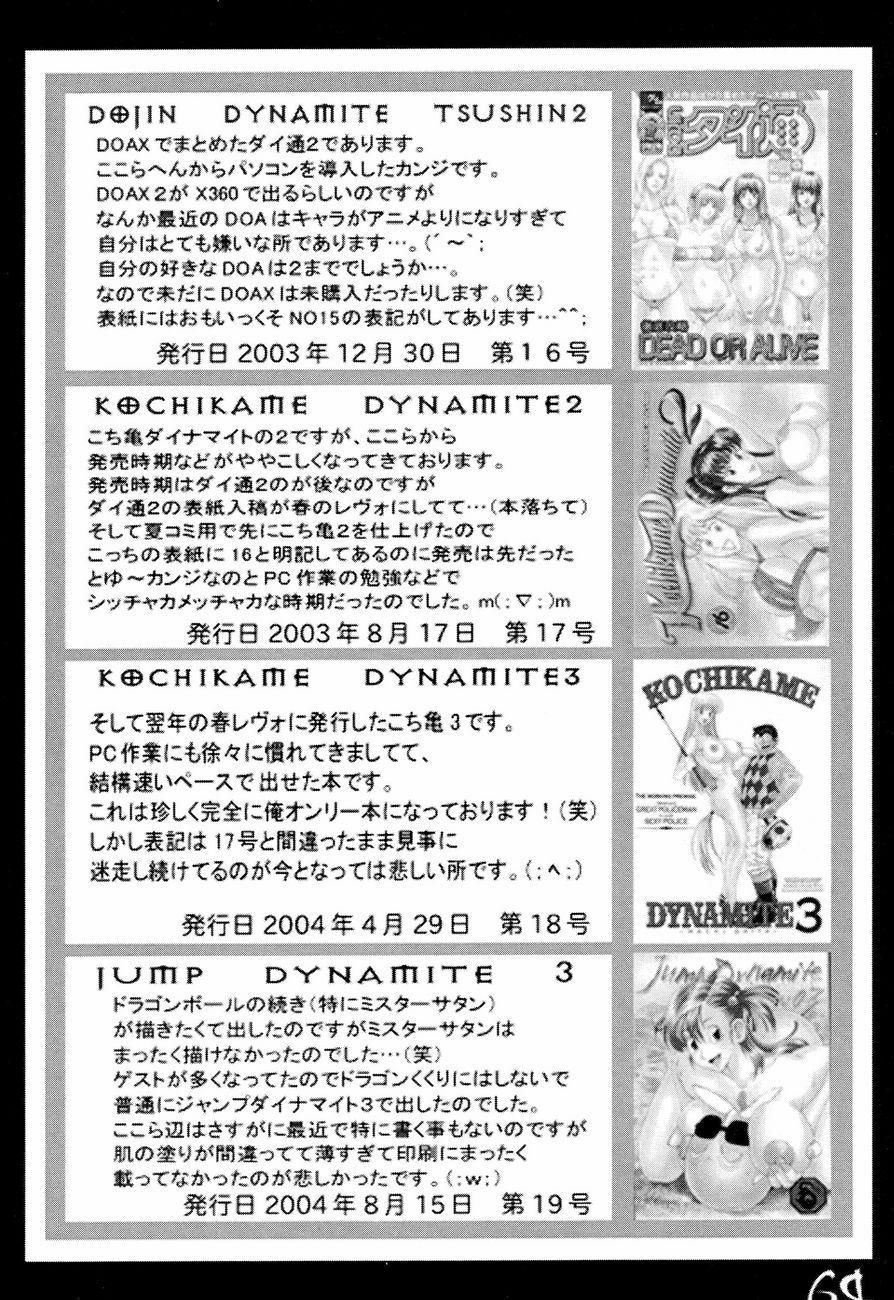Kunoichi Dynamite 62