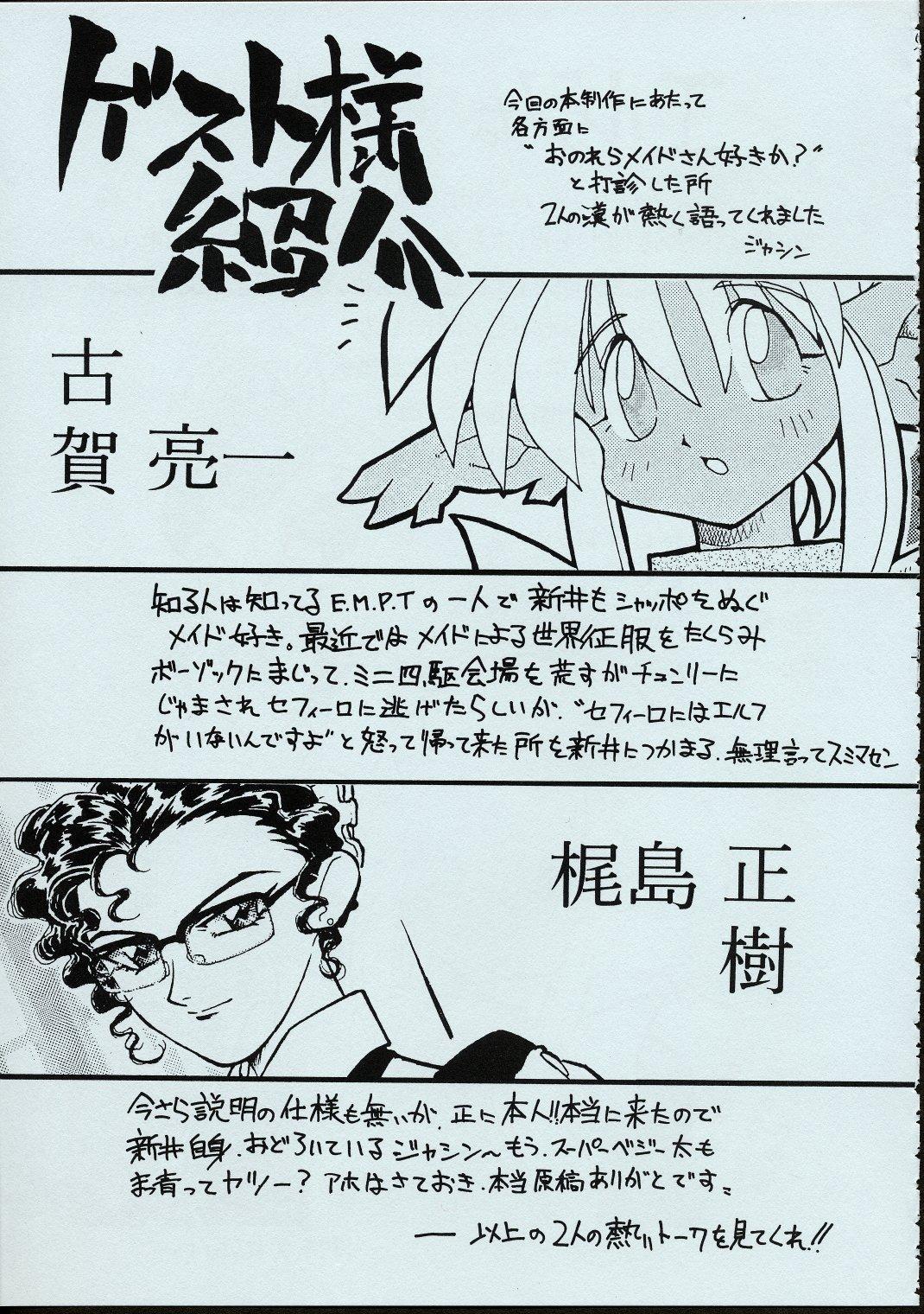Maid-san kihonkei 13