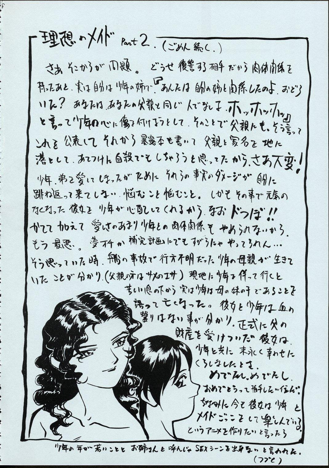 Maid-san kihonkei 16