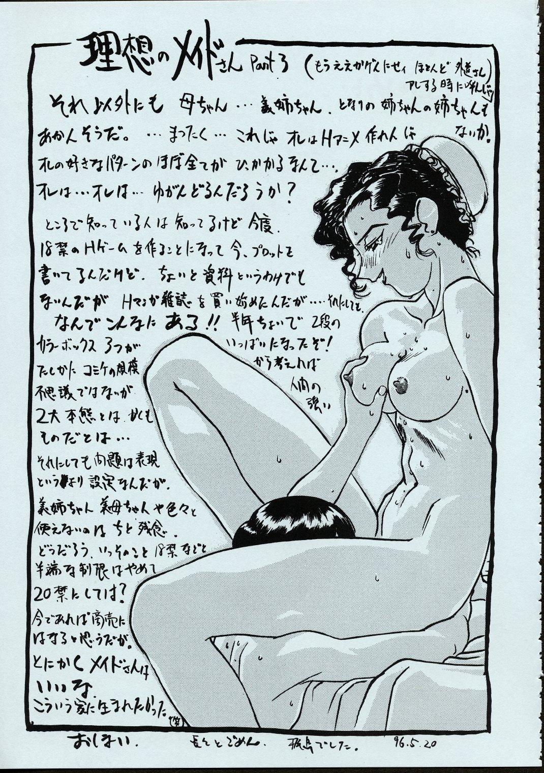 Maid-san kihonkei 17