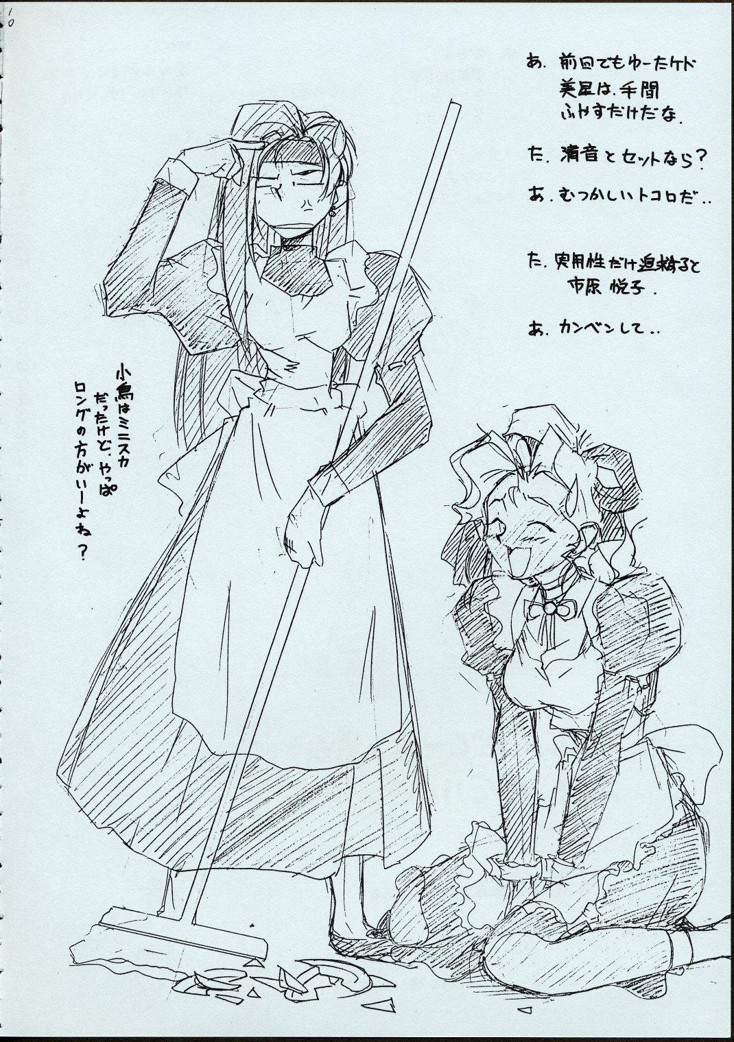 Maid-san kihonkei 8