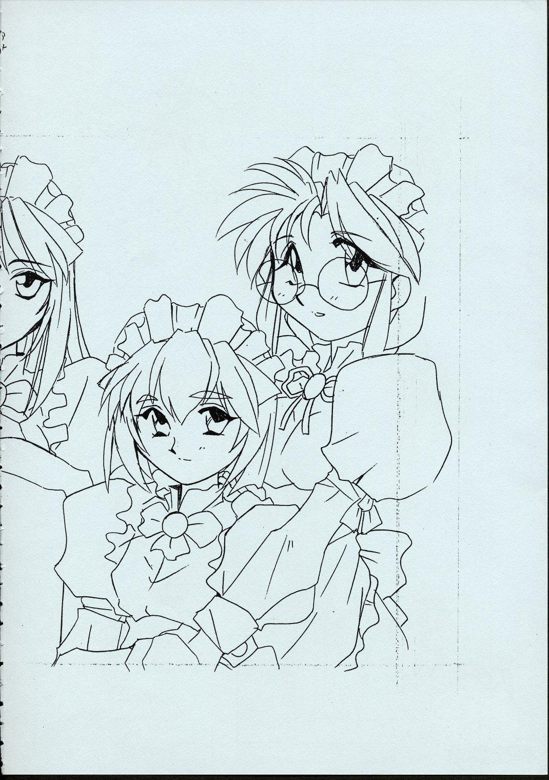 Maid-san kihonkei 92