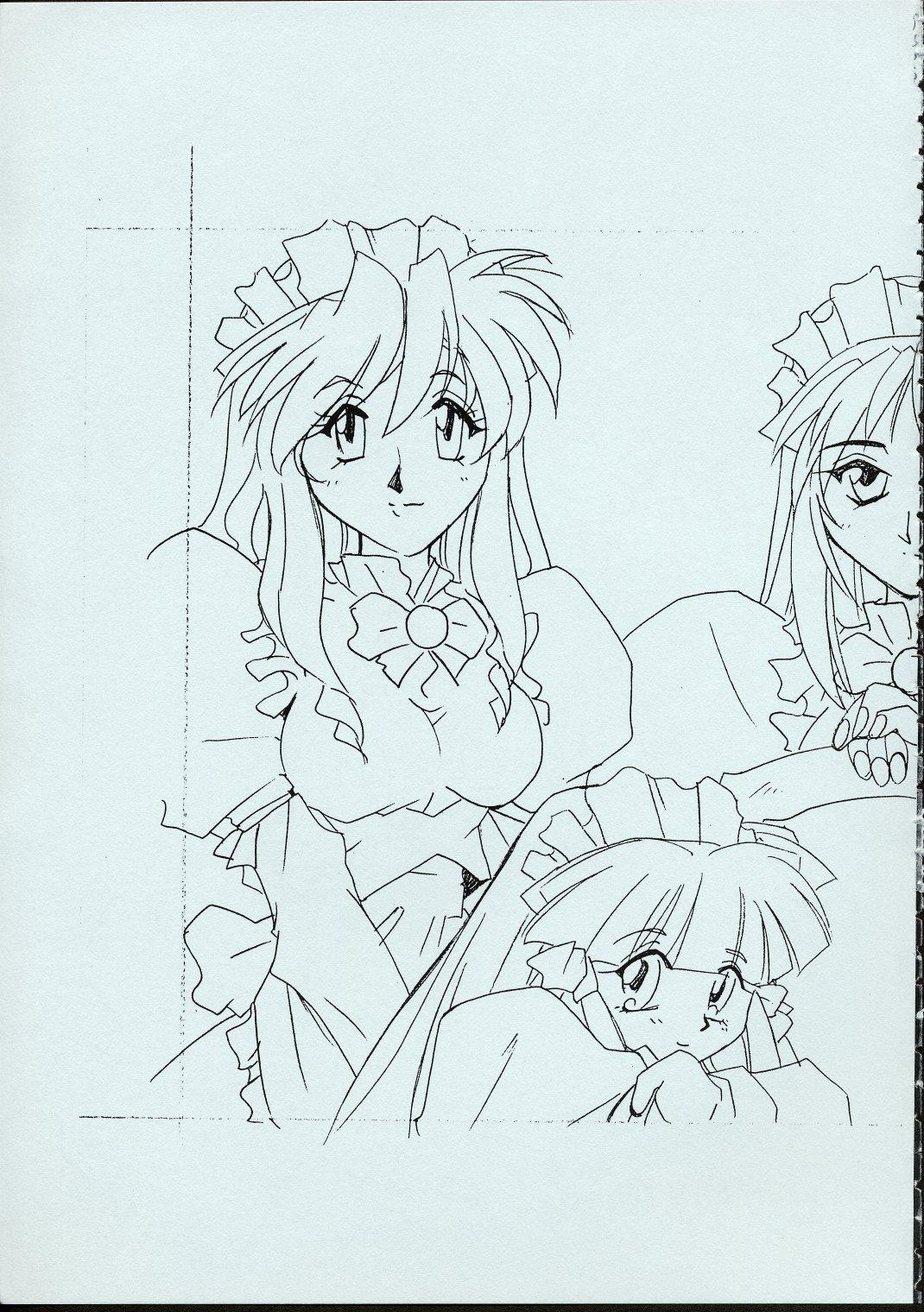 Maid-san kihonkei 93