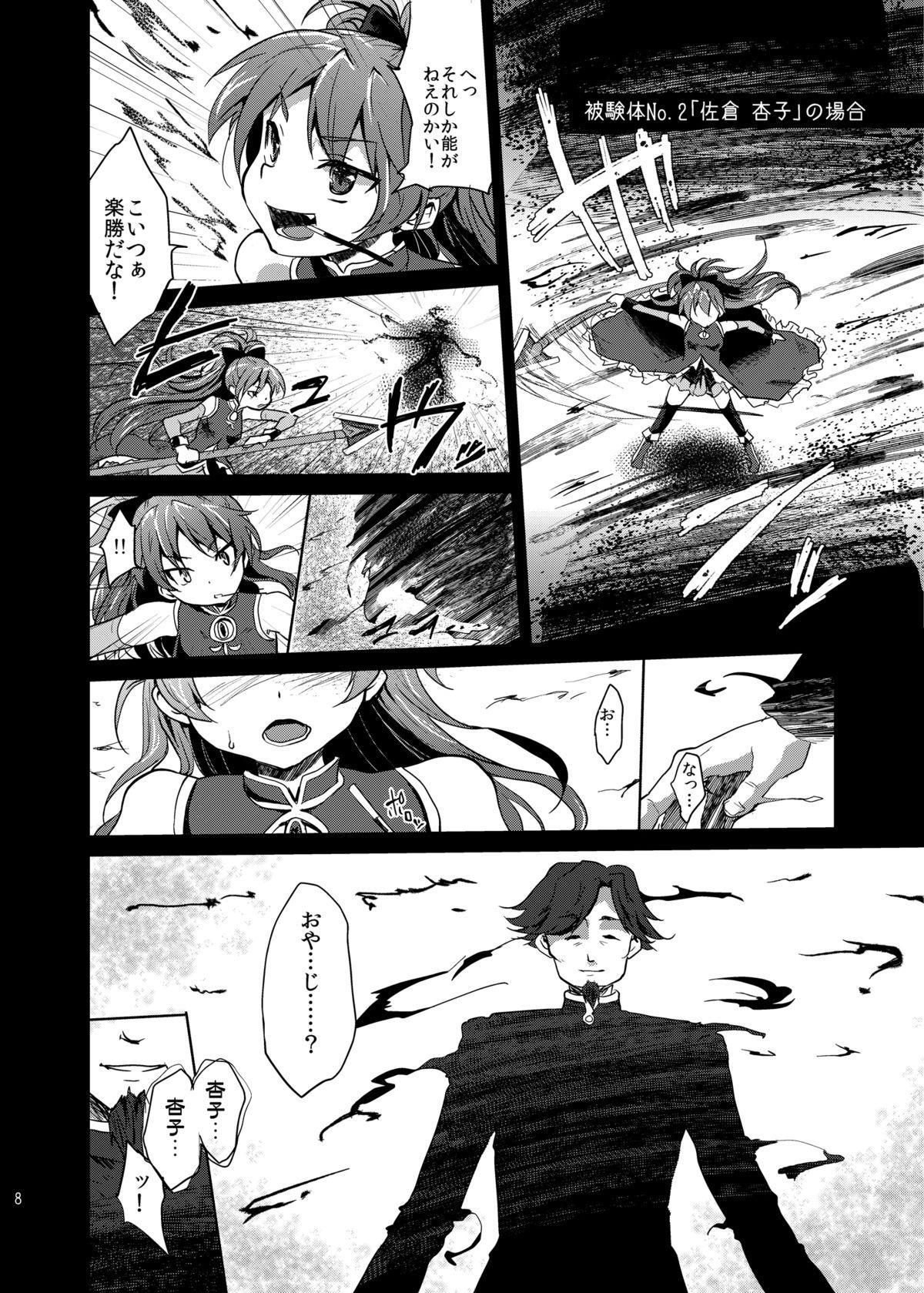 Mahou Shoujo Zetsubou Kansatsu Kiroku 6