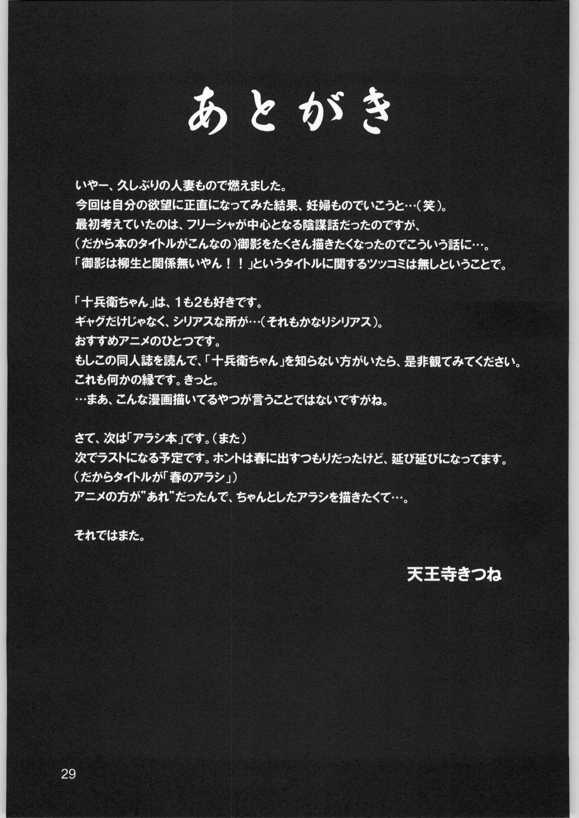 Yagyuu Ichizoku no Inkou 27