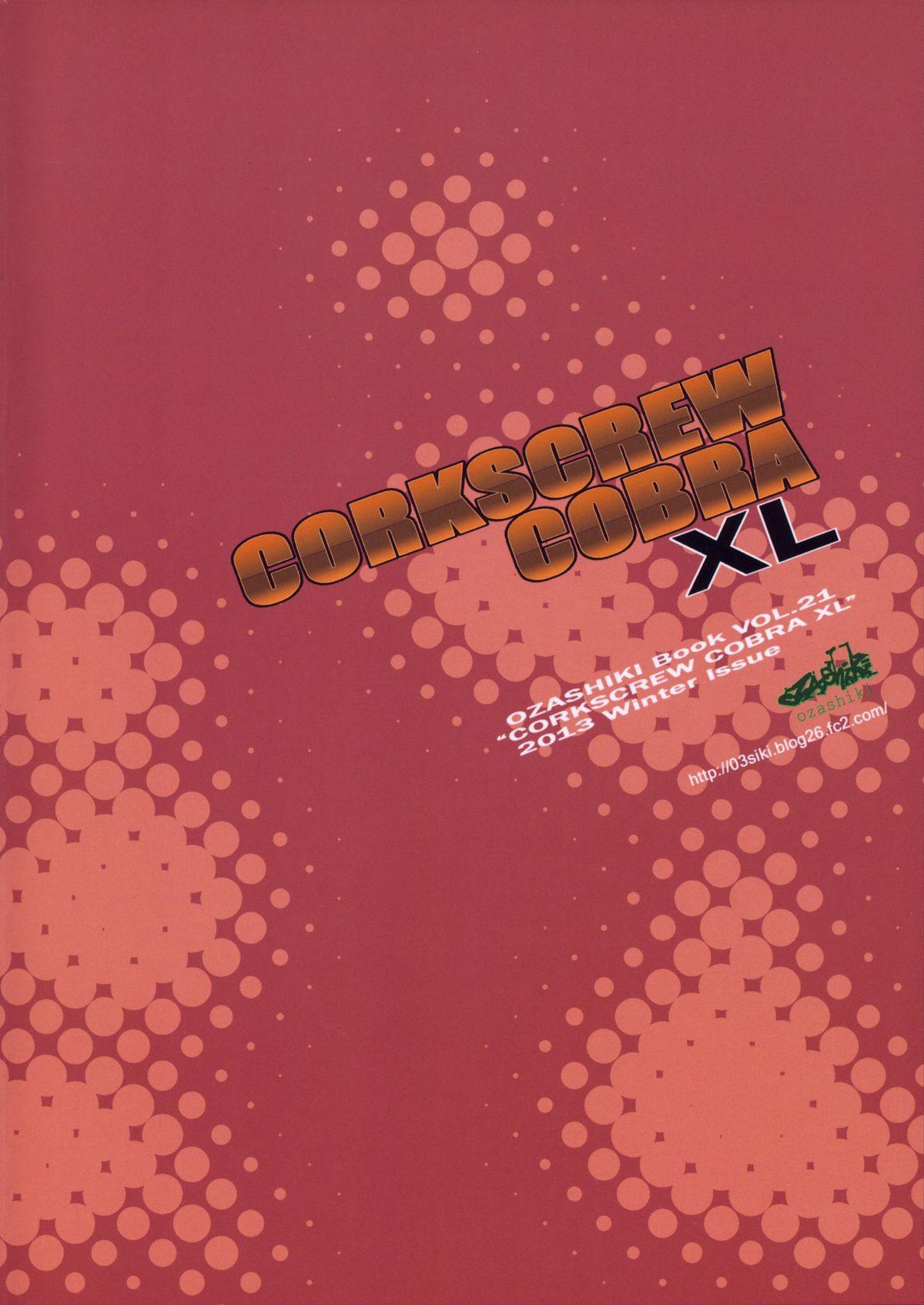 CORKSCREW COBRA XL 22