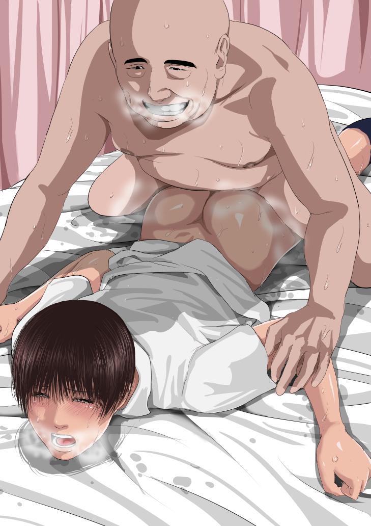 [Uradora Mangan] Bed 893 na Hoken-i ni Hame rare chatta Sawamura-san 167