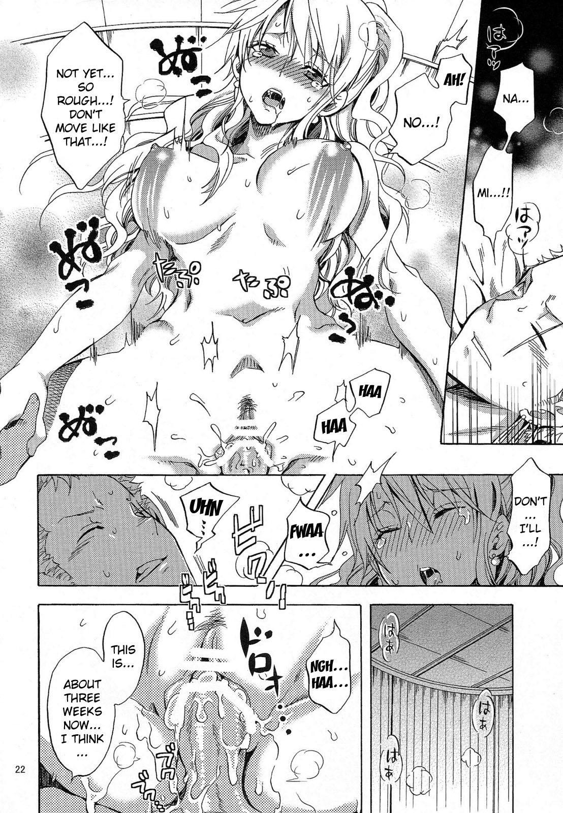 Kankitsukei Kanojo   Citrus-Style Girlfriend 20