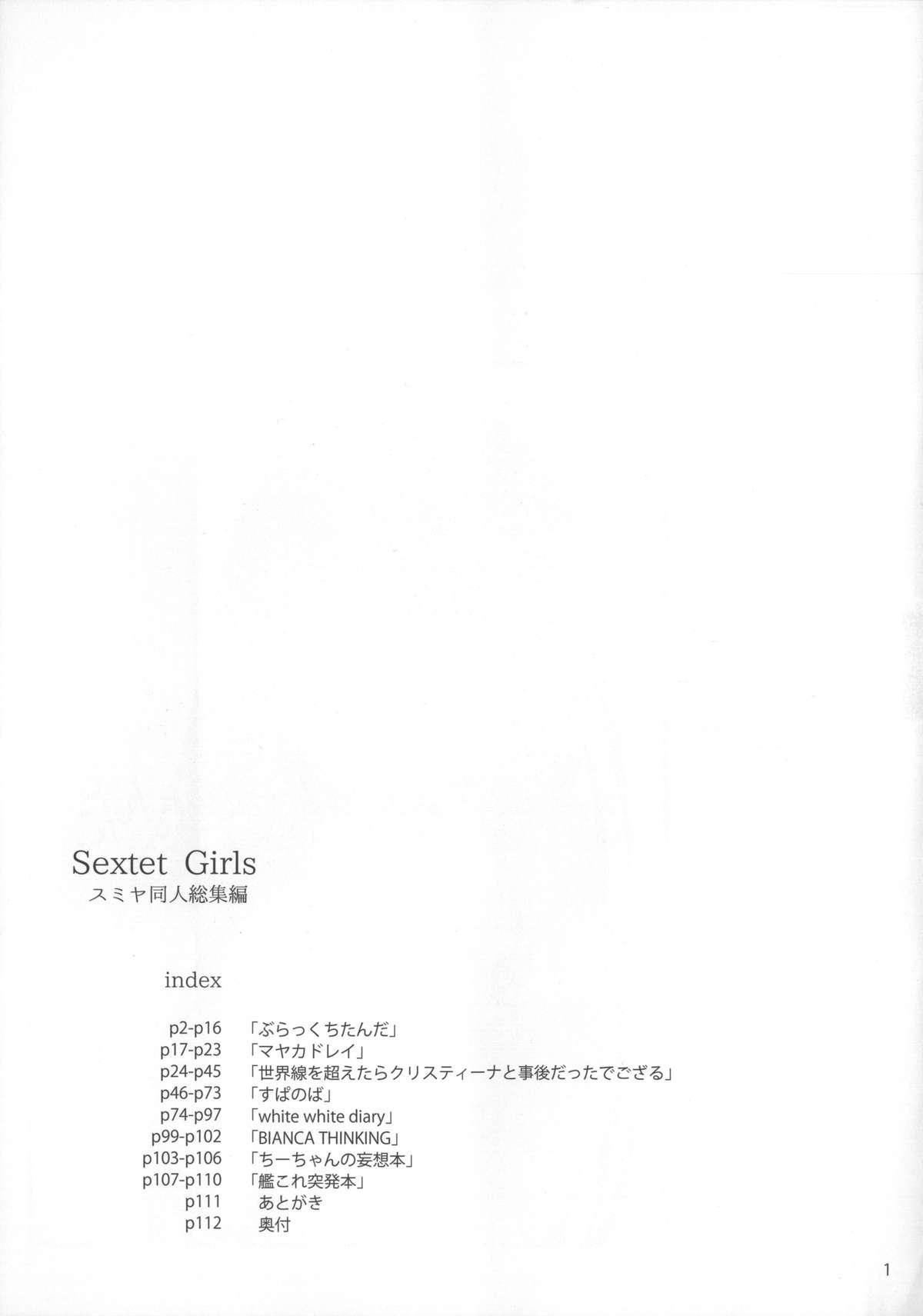 Sextet Girls 1