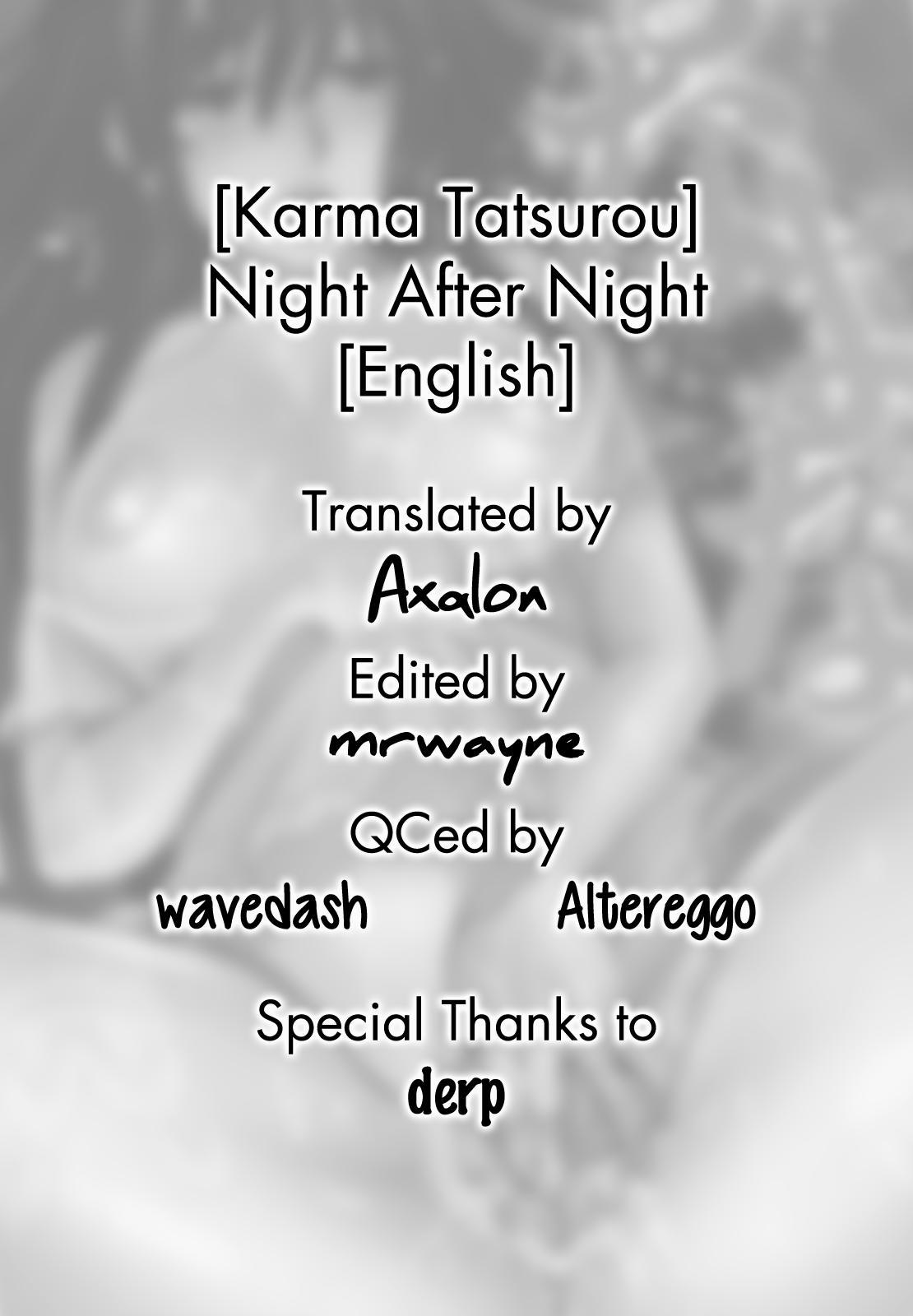 Yonayona | Night After Night Ch. 1-12 180