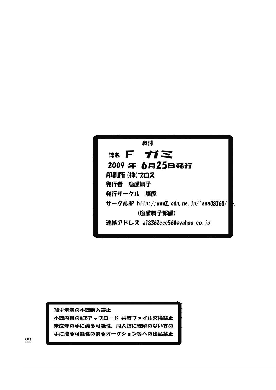 F-gami 21