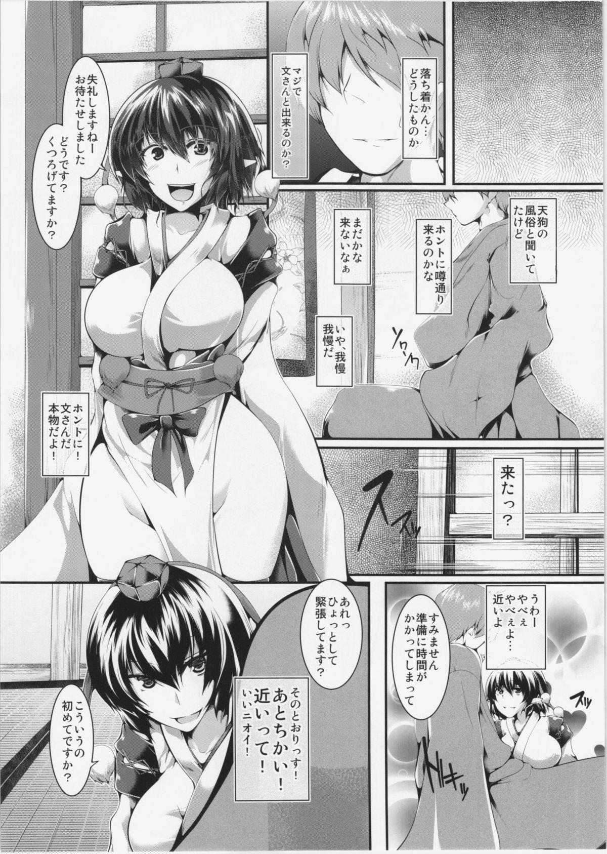 Aya-chan Fuuzoku 4