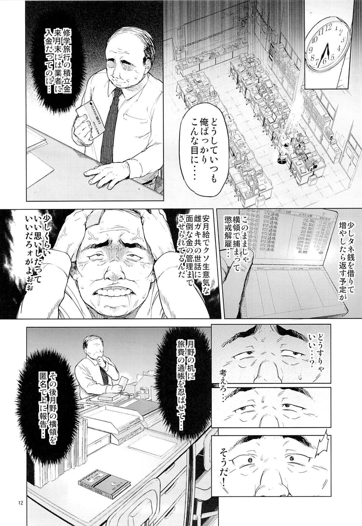 Chizuru-chan Kaihatsu Nikki 10