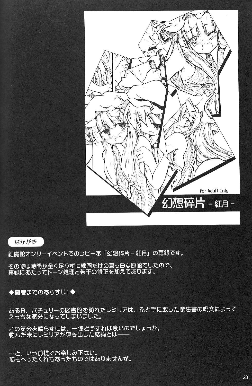 Shiromahou Sandan Katsuyou 24