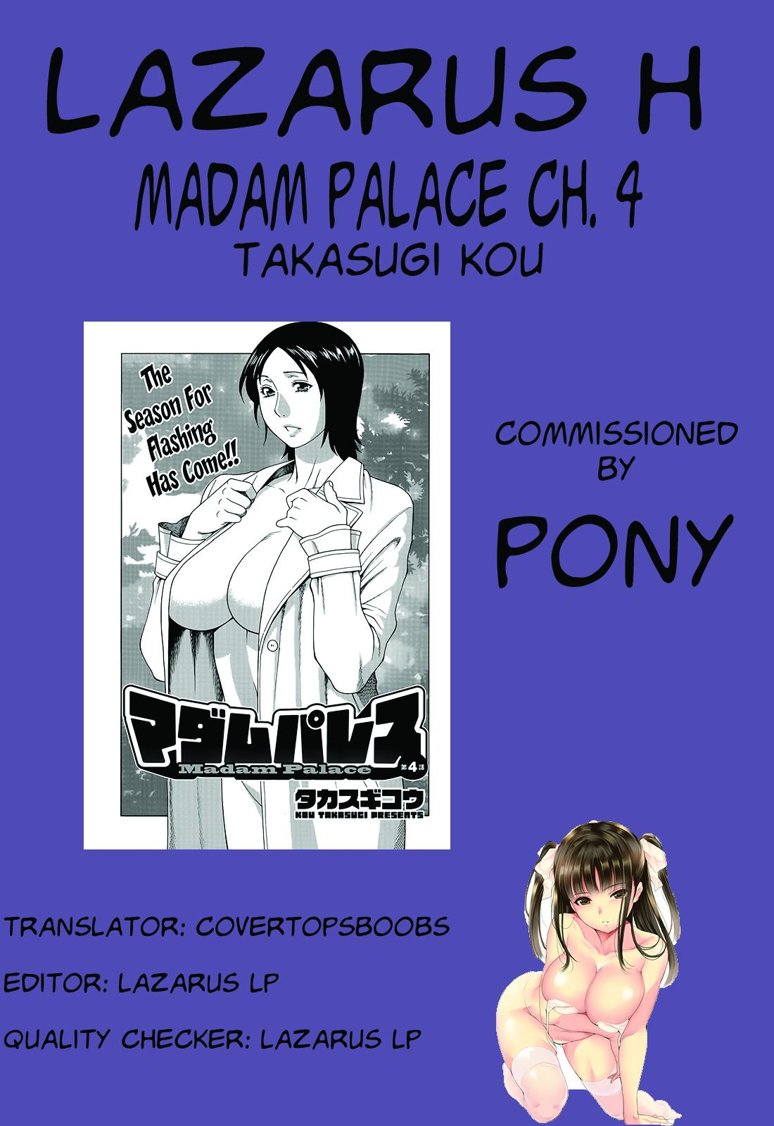 Madam Palace Ch. 1-5 79