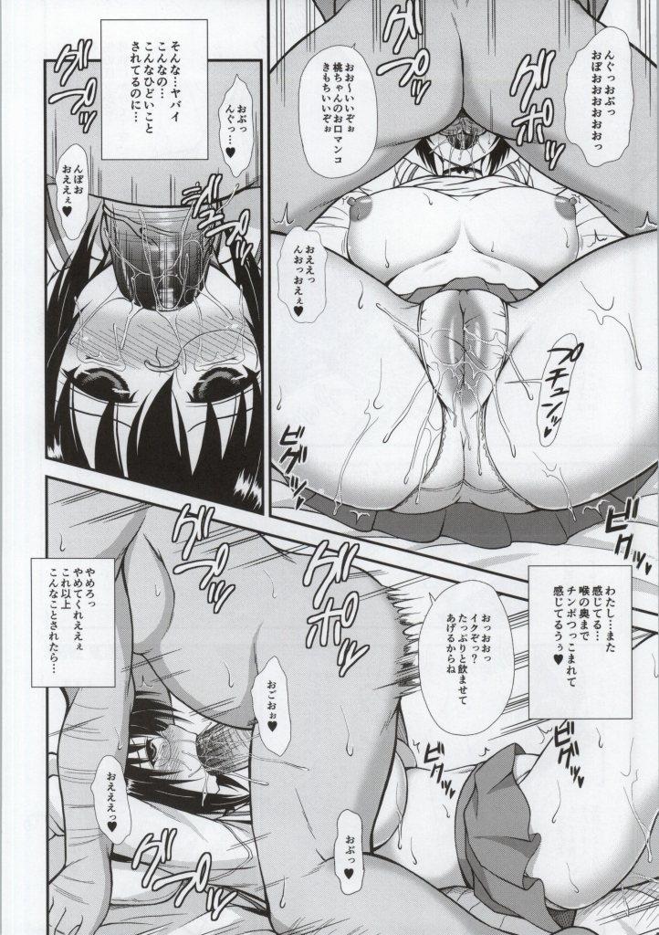 Momo-chan wa Ganbariyasan 6