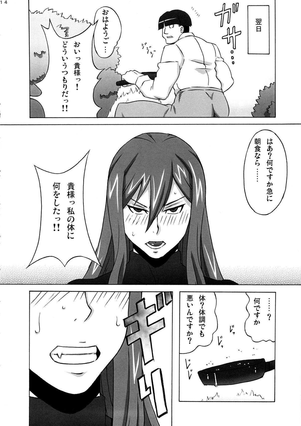 Erza-san wo Choukyou Shite mita. 14