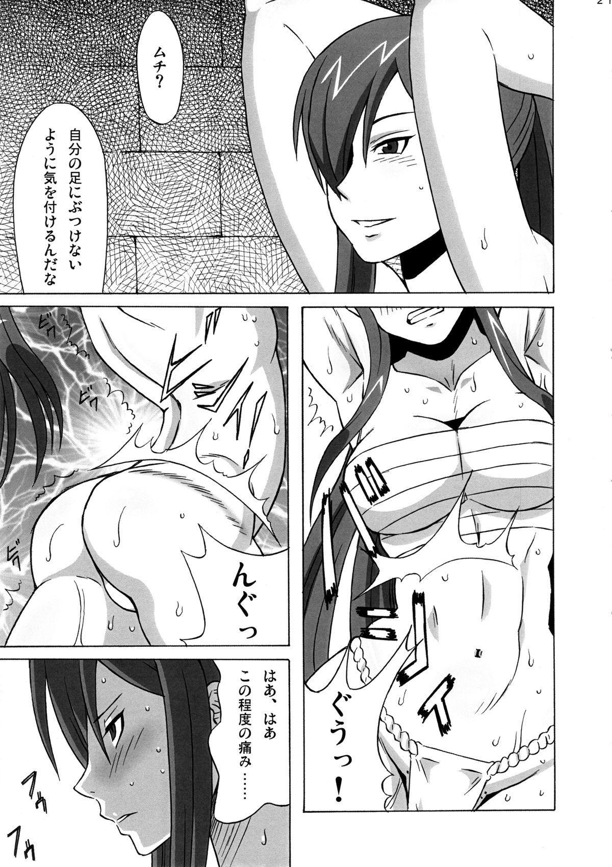 Erza-san wo Choukyou Shite mita. 21