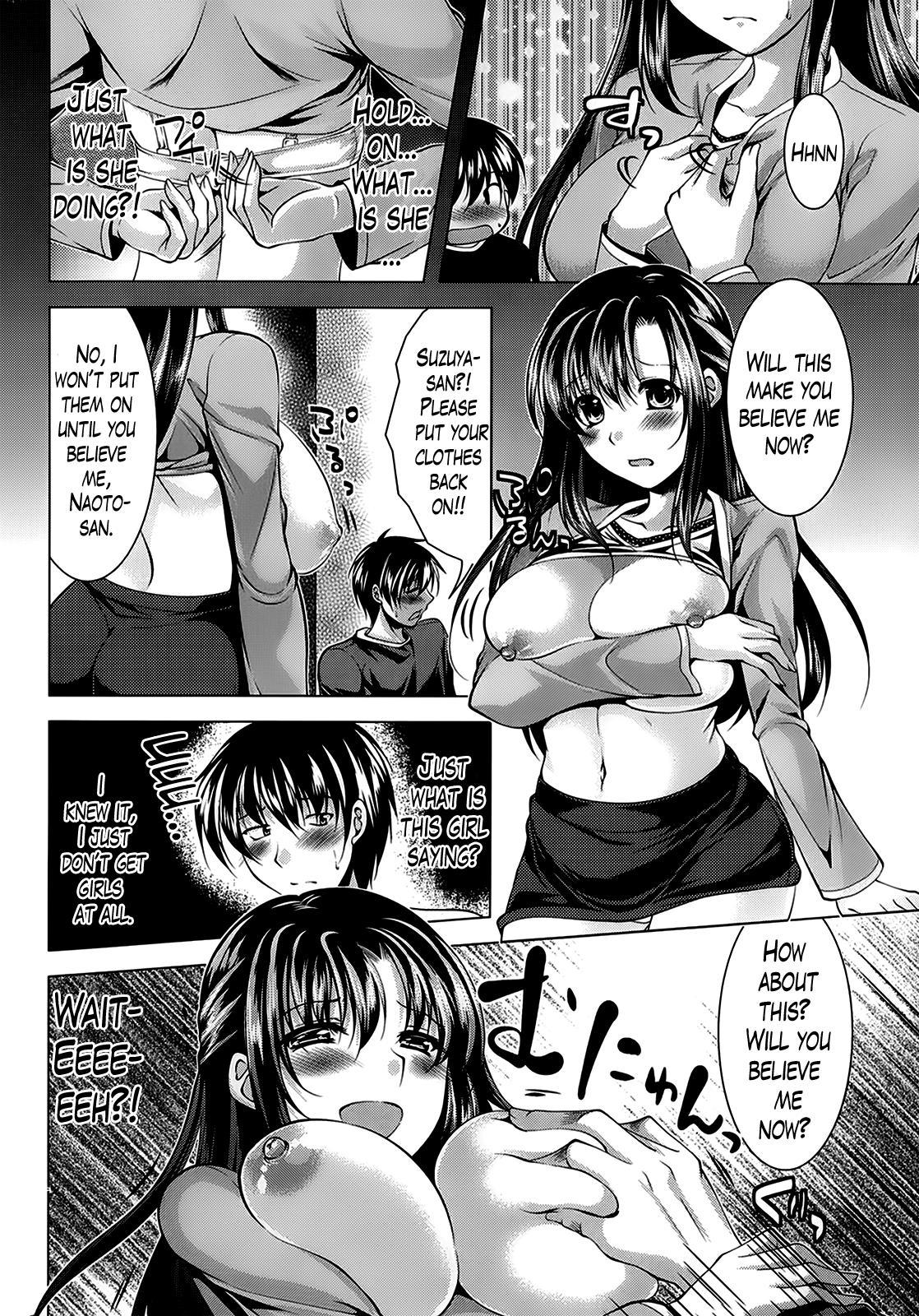 Oshikake Fiancée  Ch. 1-4 7