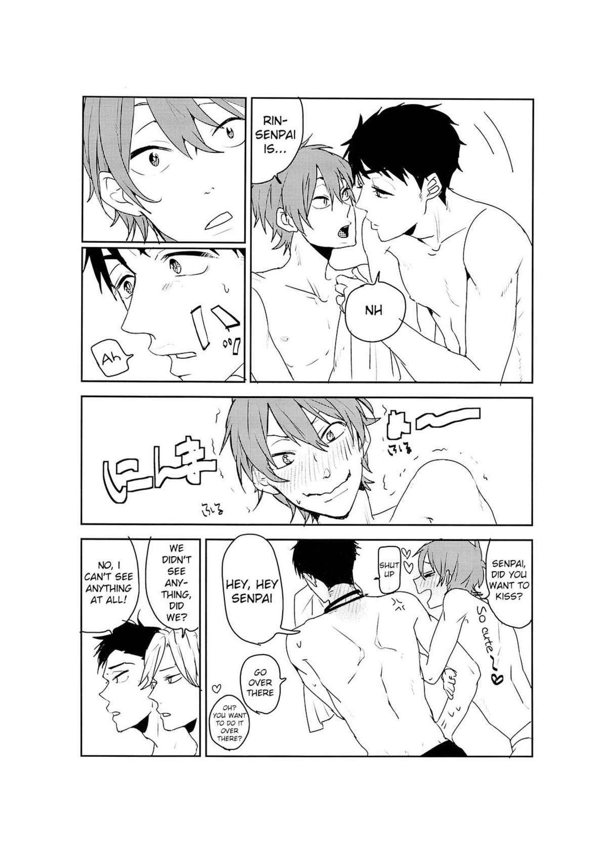 Sousuke-kun wa Tenshi kamo Shinnai 7