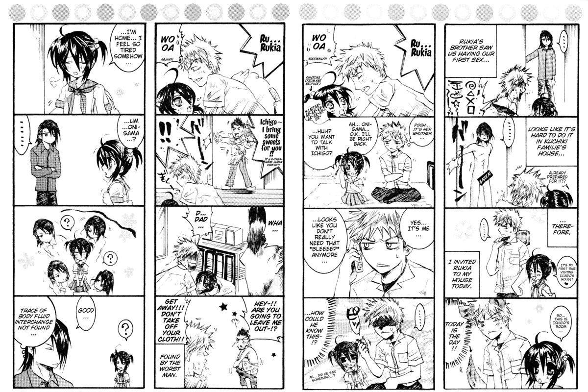 Rukia Kuchiki Minimum Maniax File 29