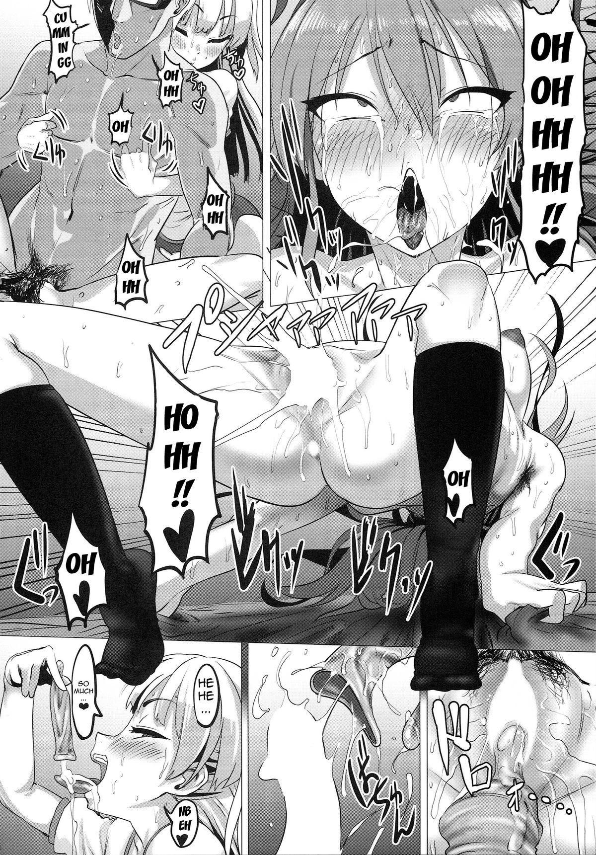TOKIMEKI Enkou RHYTHM | TOKIMEKI Prostitution RHYTHM 16