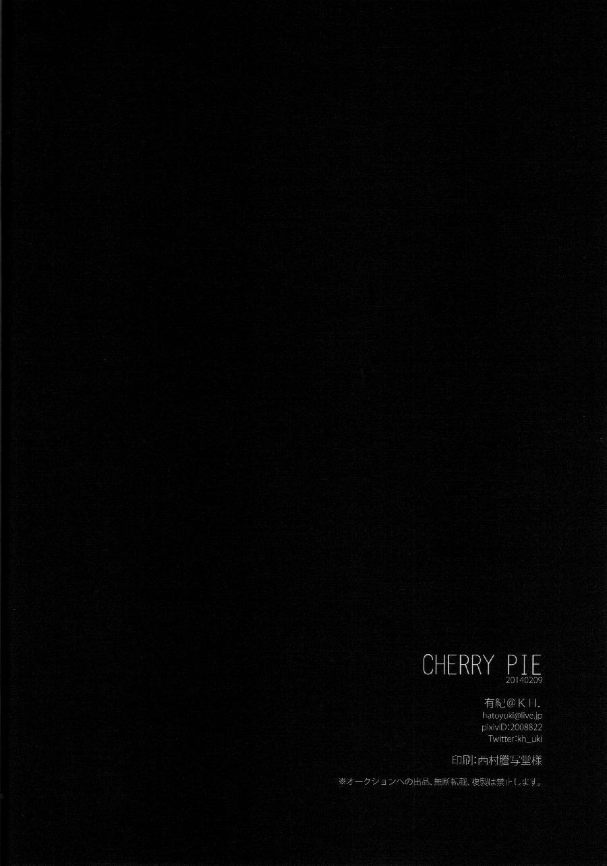 CHERRY PIE 24