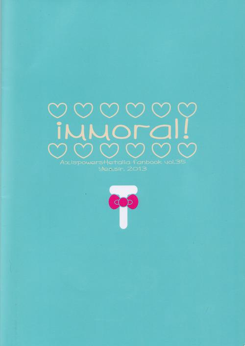 Immoral! 28