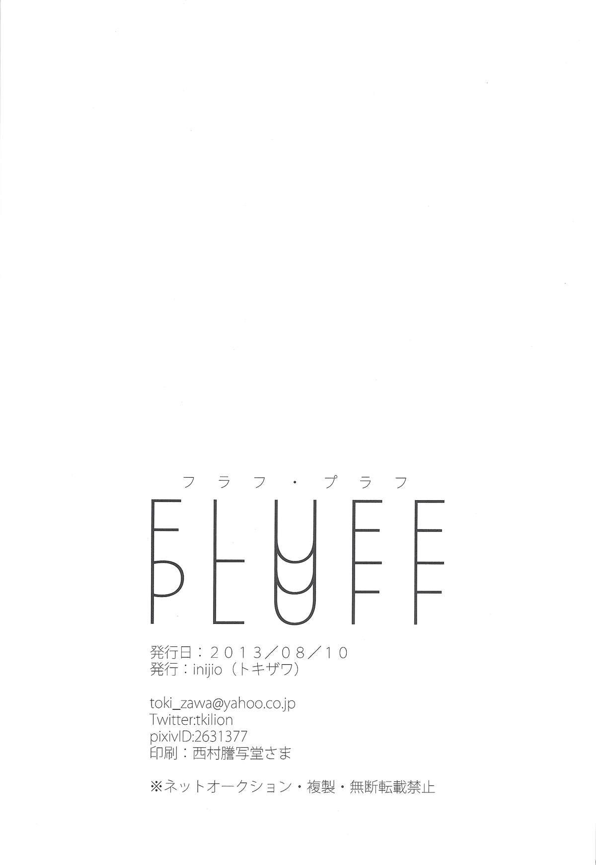 FLUFF PLUFF 28