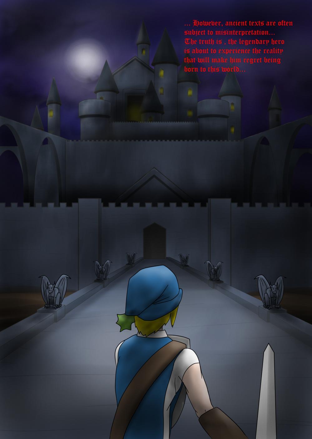 勇者ニック 第1章 Nick the Hero Chapter 1 1