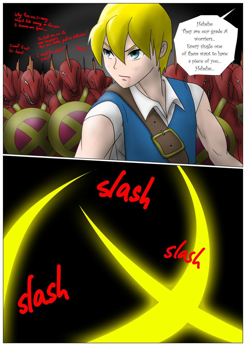 勇者ニック 第1章 Nick the Hero Chapter 1 3