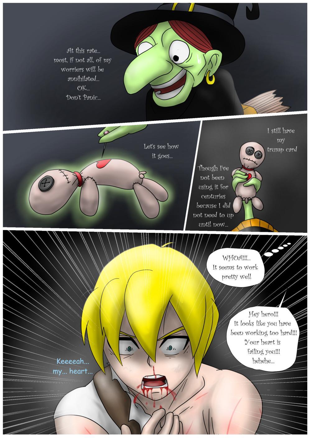 勇者ニック 第1章 Nick the Hero Chapter 1 5