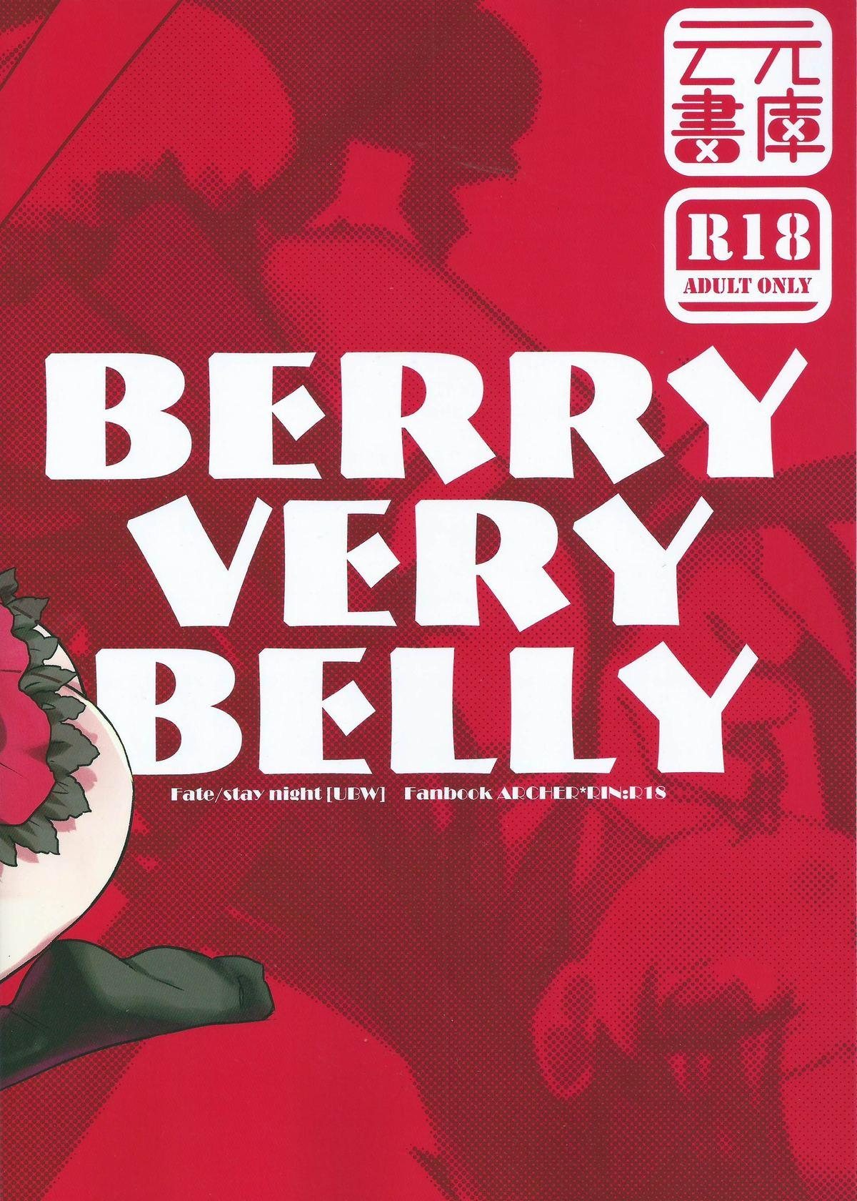 BERRY VERY BELLY 24