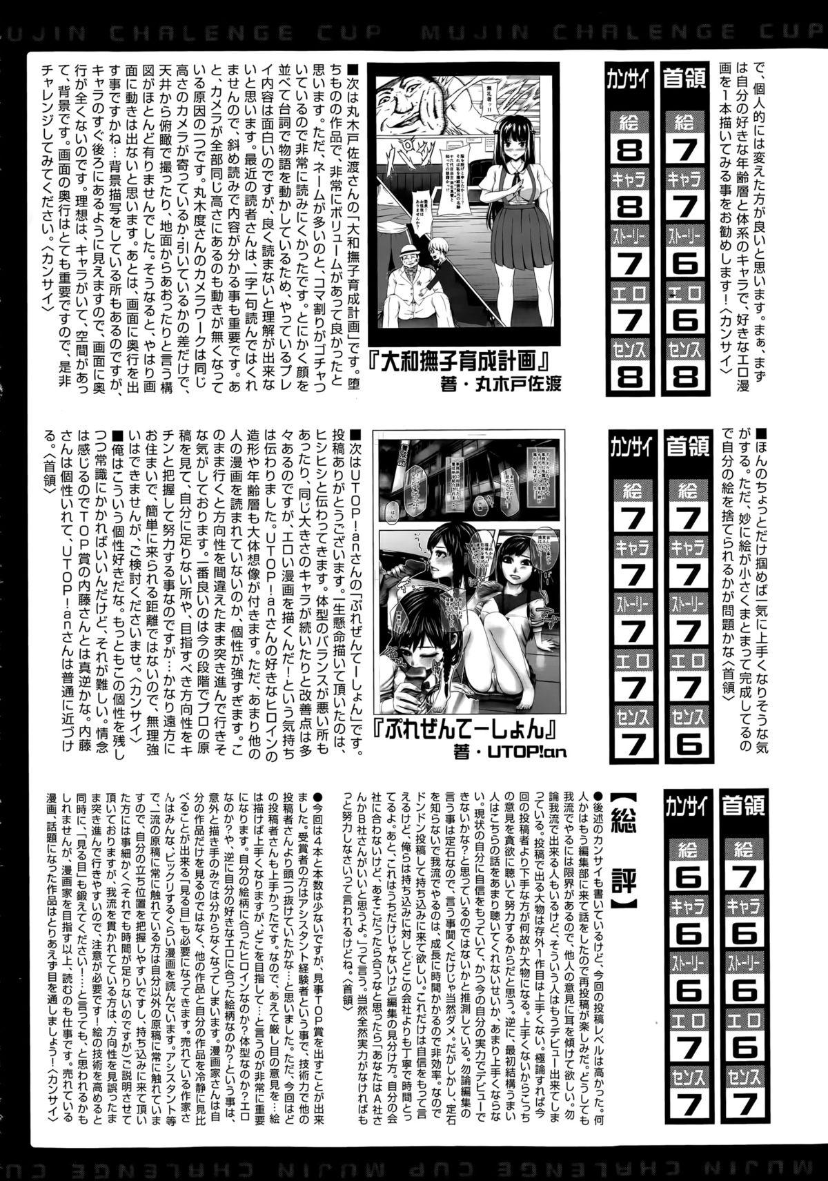 COMIC Mugen Tensei 2015-05 556