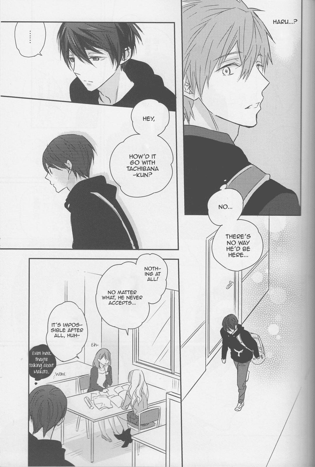 (C87) [Sneeeze (Kubu)] Haru-chan wa mono tarinai. | Haru-chan is Unsatisfied (Free!) [English] 17