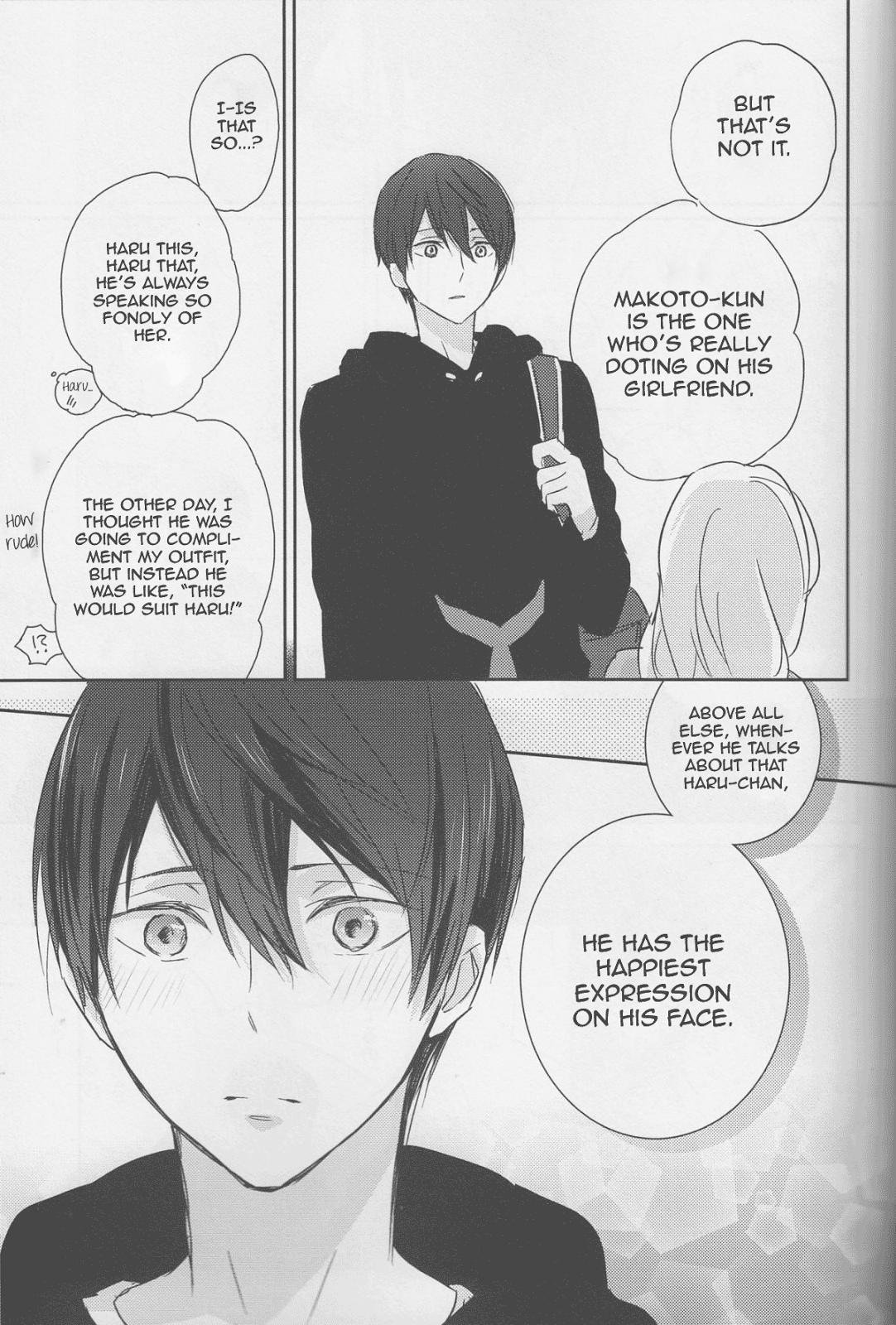 (C87) [Sneeeze (Kubu)] Haru-chan wa mono tarinai. | Haru-chan is Unsatisfied (Free!) [English] 19