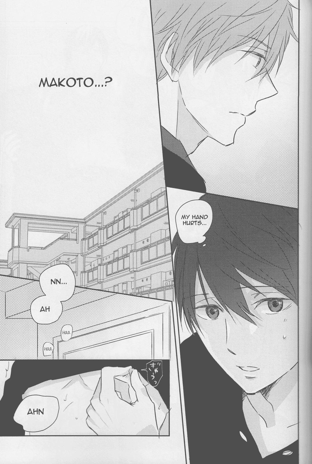 (C87) [Sneeeze (Kubu)] Haru-chan wa mono tarinai. | Haru-chan is Unsatisfied (Free!) [English] 23