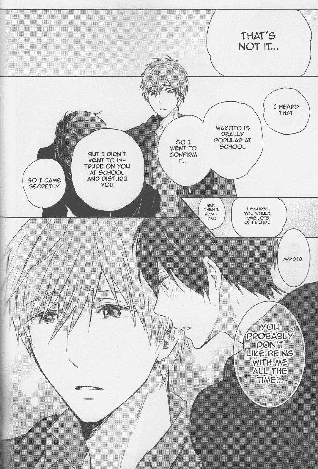 (C87) [Sneeeze (Kubu)] Haru-chan wa mono tarinai. | Haru-chan is Unsatisfied (Free!) [English] 30