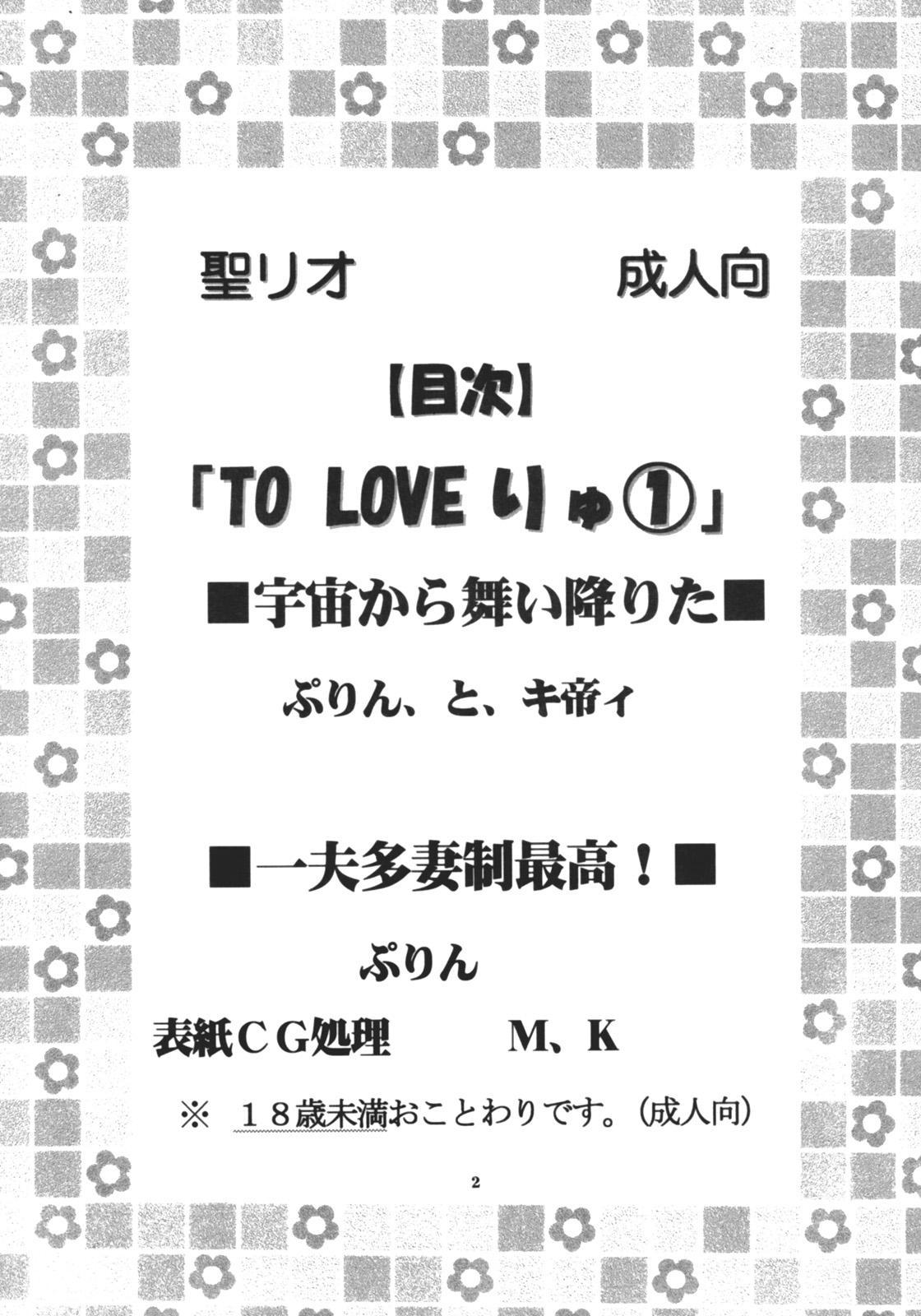 ToLOVE Ryu Vol. 1 2