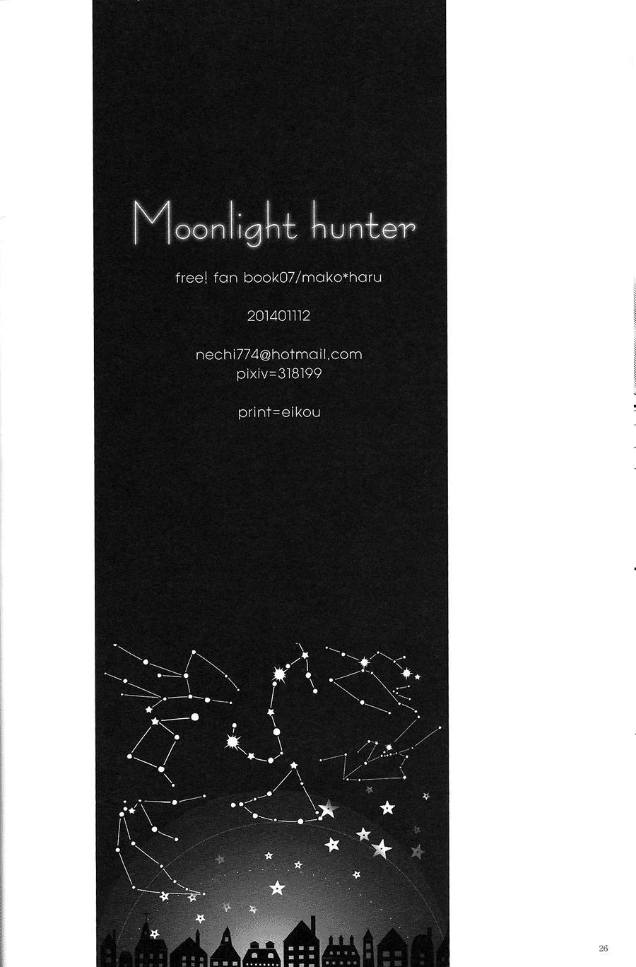 Moonlight hunter 23