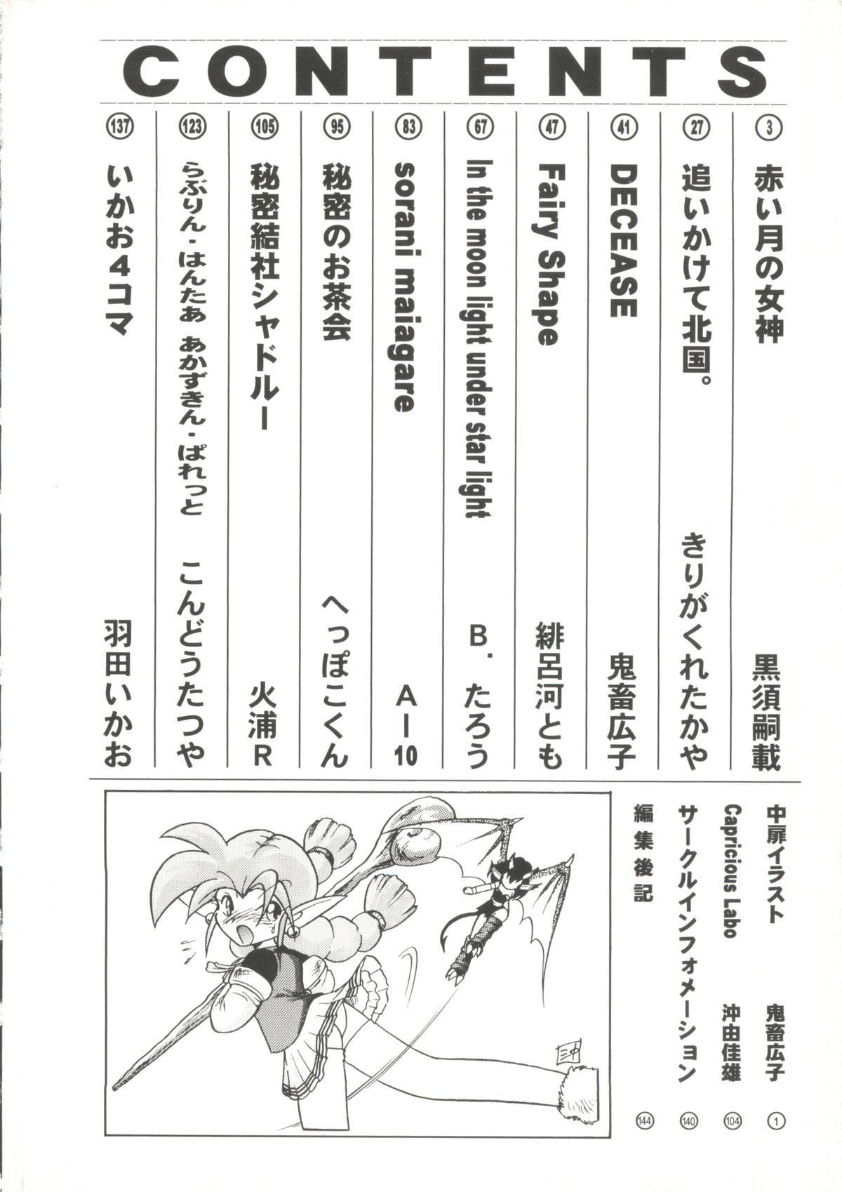 Denei Tamatebako 6 - Nishinhou no Tenshi II 5