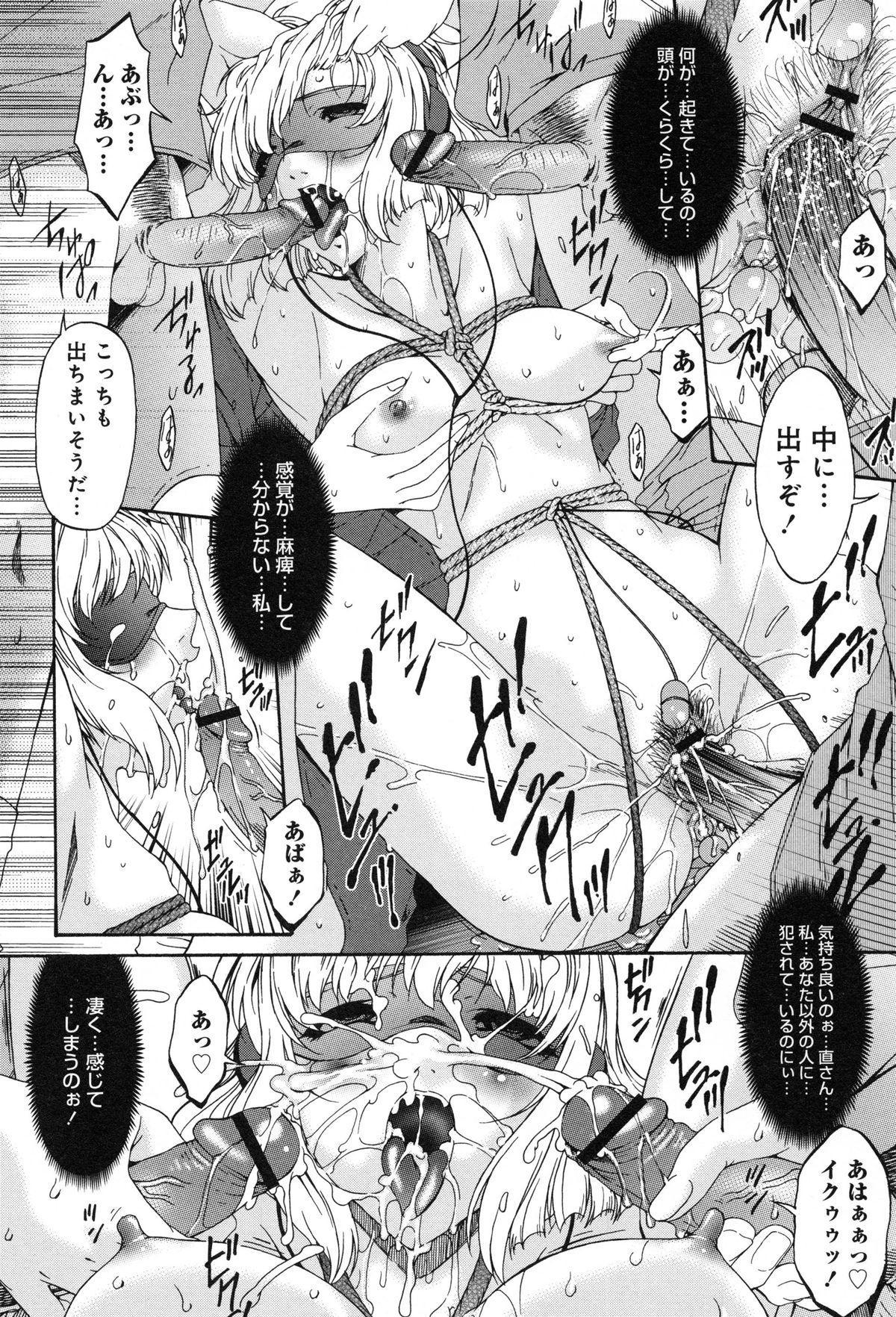 Shinshoku no Toki 92